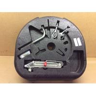 00 01 02 03 04 05 06 Audi TT non quattro jack foam tool lug wrench flat repair