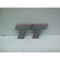 00 01 02 03 04 05 06 Tt Emblem Nameplate Badge 8N0853743B
