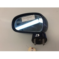 2000 2001 2002 2003 2004 2005 2006 Audi TT Left Door Mirror 8N0857527 Blue