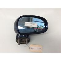 2000 2001 2002 2003 2004 2005 2006 Audi TT Right Door Mirror 8N0857528 Blue
