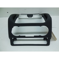 00 01 02 03 04 05 06 Audi Tt Stereo Heater Control Trim Bezel Black 8N0863263A