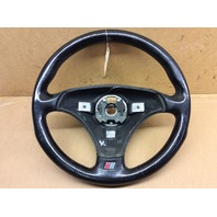 2000 2001 Audi Tt Steering Wheel Black 3 Spoke Scuffed 8N7419091