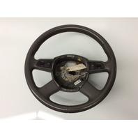 2006 2007 2008 2009 2010 2011 12 Audi A4 Grey Leather Steering Wheel 8P0419091BG