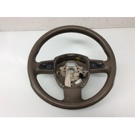 2006 Audi A4 Leather 3 Spoke Steering Wheel 8P0419091BL