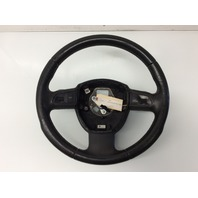 2007 2008 2009 Audi A4 Cabriolet Sport Black Leather Steering Wheel 8P0419091