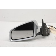 2006 2007 2008 Audi A3 Left Driver Side View Mirror Silver 8P1858531K01C