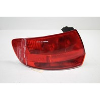 2006 2007 2008 Audi A3 Left Driver Outer Tail Lamp Stained Lens 8P4945095D