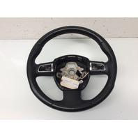 2009 2010 2011 Audi A4 A5 steering wheel paddle shift 3 spoke auto normal wear