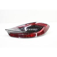 2013 2014 2015 Porsche Boxster GTS Tail Light Right Brake Lamp 98163198800