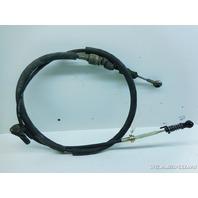 2000 2001 2002 - 2004 Porsche Boxster 2.7L Automatic Transmission Shifter Cable
