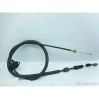 00 01 02 03 04 Porsche Boxster 2.7 Automatic Shift Shifter Cable 98603304
