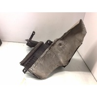 1997 1998 1999 2001- 2004 Porsche Boxster Right Rear Fender Liner Heat Shield