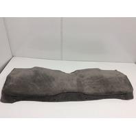 97 98 99 00 01 02 03 04 Porsche Boxster rear trunk liner carpet grey 9865510350