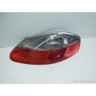 2003 2004 Porsche Boxster Right Passenger Tail Light Lamp 98663143403