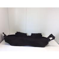 07 08 Porsche Boxster rear trunk liner carpet 98755105303