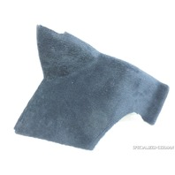06 07 08 09 10 Porsche Cayman interior carpet pad trim pad black left