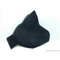 06 07 08 09 10 Porsche Cayman interior carpet pad trim pad black right