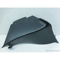 06 07 08 Porsche Cayman rear compartment trim cover corner cap right 98755165101