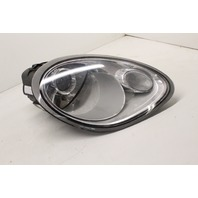 2005 2006 2007 2008 Porsche Boxster Right Headlamp Xenon Inside Water Damage