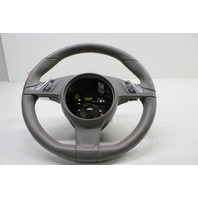 Porsche 911 997.2 Cayman Boxster 981 leather Steering Wheel scratched cut core