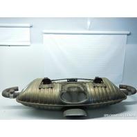 97 98 99 Porsche Boxster 2.5 Muffler exhaust 99611112107