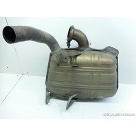 1999 2000 2001 Porsche 911 996 Right Exhaust 3.4L Muffler 99611112256