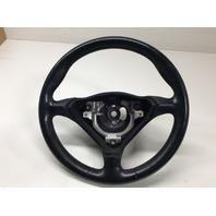 2000 2001 2002 2003 2004 Porsche Boxster 911 996 3 Spoke Steering Wheel Leather