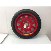 1997 1998 1999 2000 2001 2002 2003 2004 Porsche Boxster 911 996 Spare Wheel Tire