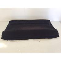 99 00 01 02 03 04 Porsche 911 996 coupe rear deack carpet black 99655103101