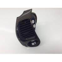 99 00 01 Porsche 911 996 left dash air vent 99655222502 carbon see descripiton