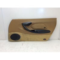 1997 1998 - 2003 2004 Porsche Boxster Passenger Right Door Panel 99655532202 Tan