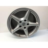 05 06 07 08 Porsche 911 997 wheel 18x10 ET58 has bend and scratches 99736214001