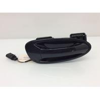 05 06 07 08 09 10 11 12 Porsche 997 Boxster Cayman right door handle grey scuff