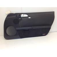 05 06 07 08 Porsche Boxster S Cayman S right door panel Black 99755520200