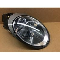 2005 2006 2007 2008 Porshe 911 997 right headlight halogen 99763116423