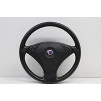 2007 2008 BMW Alpina B7 Steering Wheel With Buttons & Airbag Complete