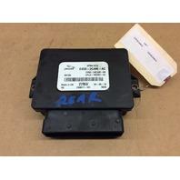 2014 2015 Jaguar F-Type parking brake control module EX53-2C496-AC