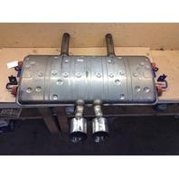 2014 2015 Jaguar F-Type 3.0 muffler exhaust pipe T2R14179