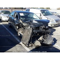 2007 Volkswagen Jetta damaged front 2.5 automatic for parts