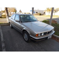 1994 Bmw 525I automatic bad engine for parts