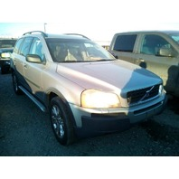 2004 Volvo XC90 2.9 automatic damaged rear for parts