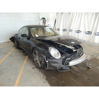 2006 Porsche 911 C4S black 3.8 6 speed damaged front & side for parts