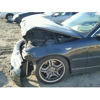 2004 330CI BMW CONV 2DR/BLACK FRONT DAMAGE