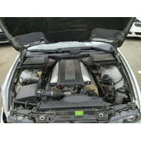 1997 540I BMW SDN 4DR/SILVER FRONT DAMAGE FOR PARTS