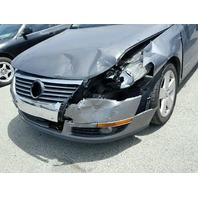 2001 PASSAT VOLKSWAGEN SDN 4DR/GREY FRONT DAMAGE FOR PARTS