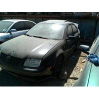 2001 VW Jetta 2.8L,m/t, black