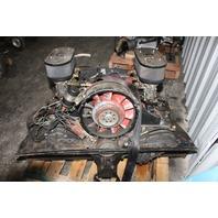 Porsche 911 2.2 Engine SOLD AS IS Weber Carburetors Serial 6105919 Air Cooled