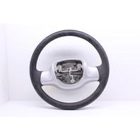 2009 Smart ForTwo 2 Spoke Leather Steering Wheel