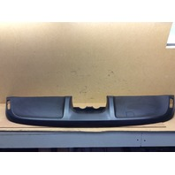 2014 2015 Jaguar F-Type convertible rear bumper valance panel T2R9458