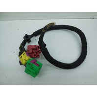 00 01 Audi Tt Seat Wire Harness Plug Cut Pigtail Left Driver